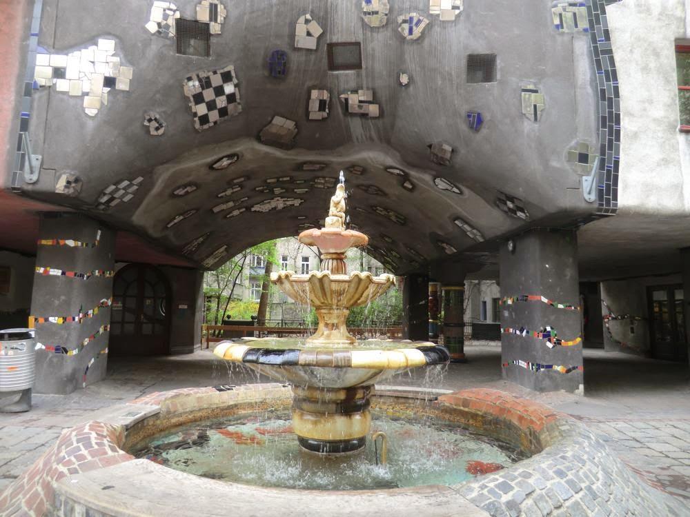 viena Hundertwasserhaus
