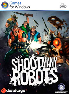 Shoot Many Robots FULL Version PC game Free Download