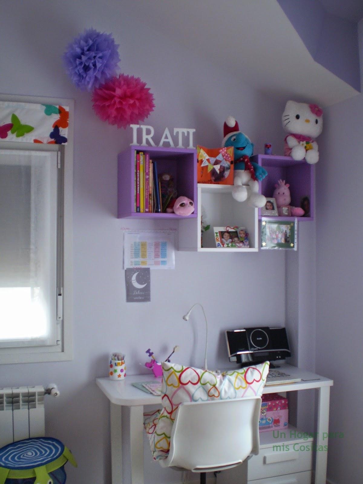 Un hogar para mis cositas zona de trabajo estudio infantil for Zona de estudio