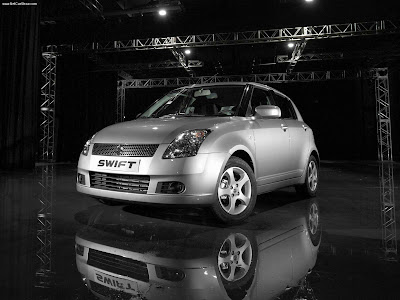 2011 Suzuki Swift Wallpaper
