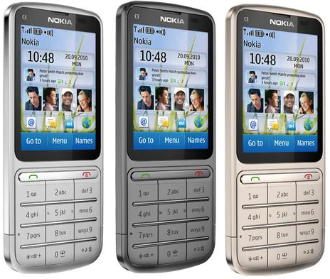Nokia E63 Smart Phone