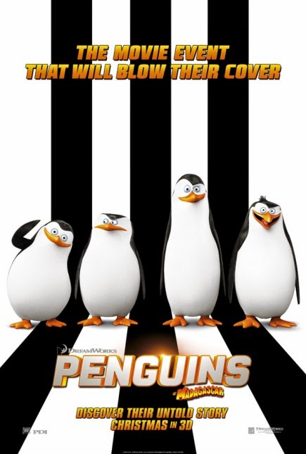 """Penguins of Madagascar (2014)"" movie review by Glen Tripollo"