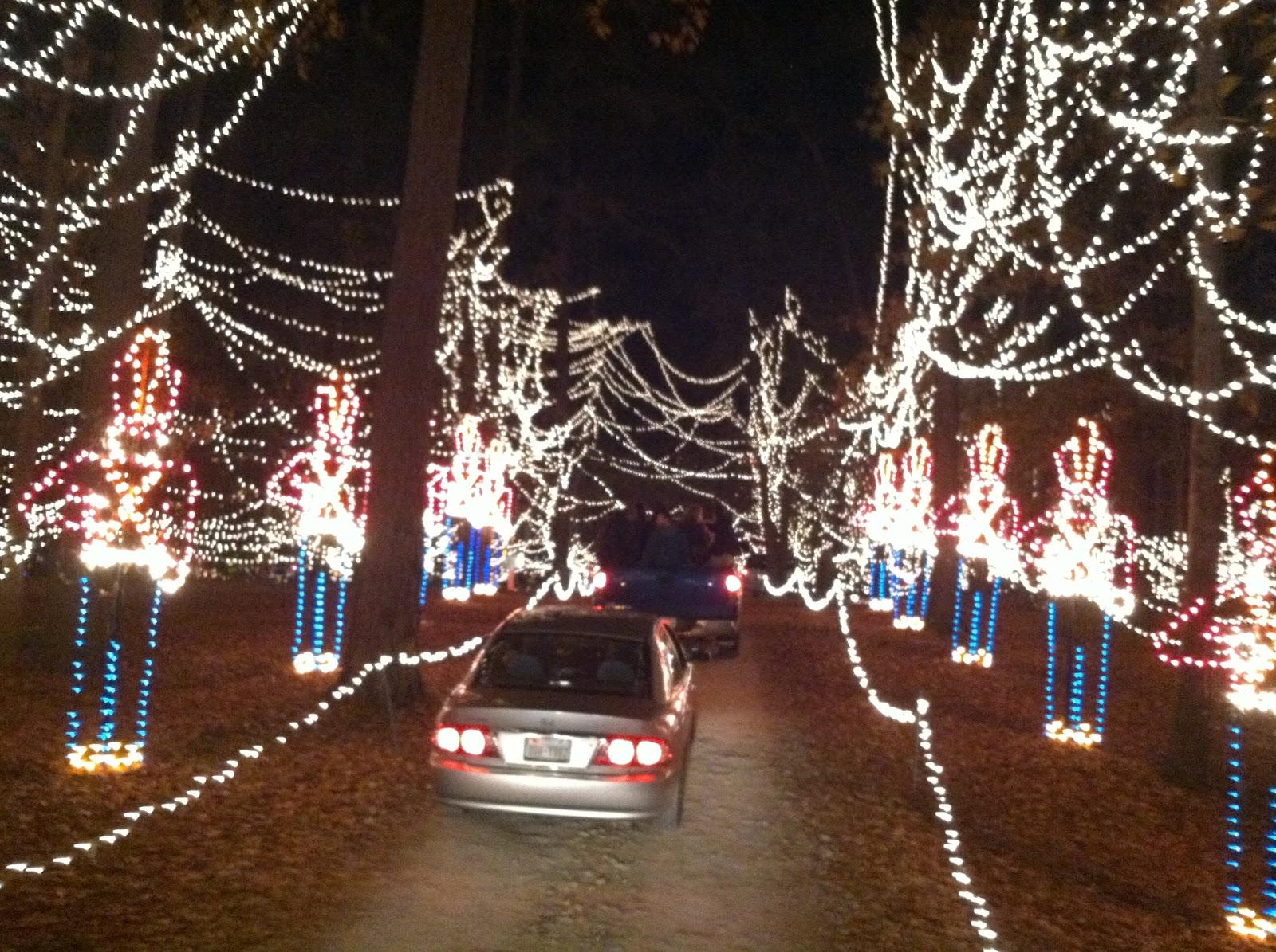 Tyler Texas Christmas Lights