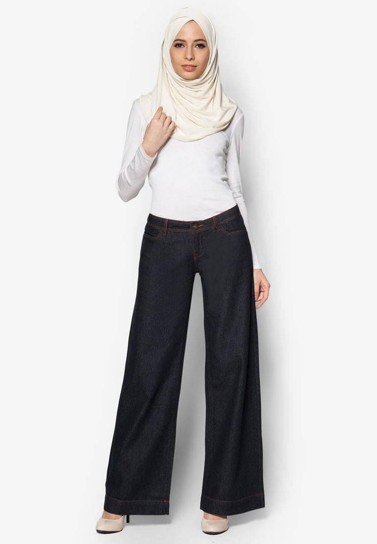 fesyen seluar palazzo terkini mybaju blog
