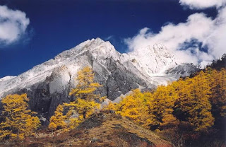 Sacred Mountains of Daocheng