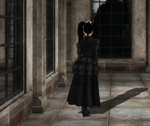 gothic lolita anime