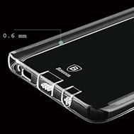 เคส-Note-5-เคส-โน๊ต-5-รุ่น-เคส-โน๊ต-5-เคสใสแบบนิ่มของแท้มีจุกปิดกันฝุ่นในตัว