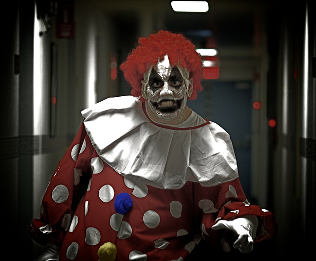 Coulrophobia  Coulrophobia Definition