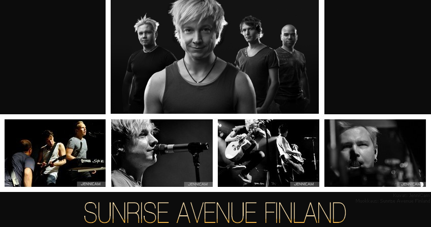 Sunrise Avenue Finland