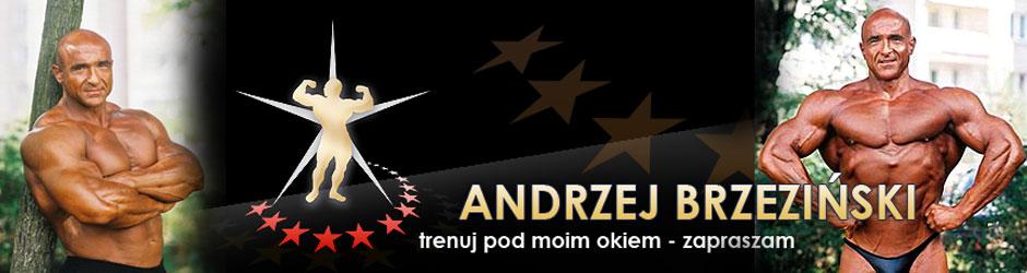 Andrzej Brzeziński trener personalny, trener osobisty, Wielkopolska
