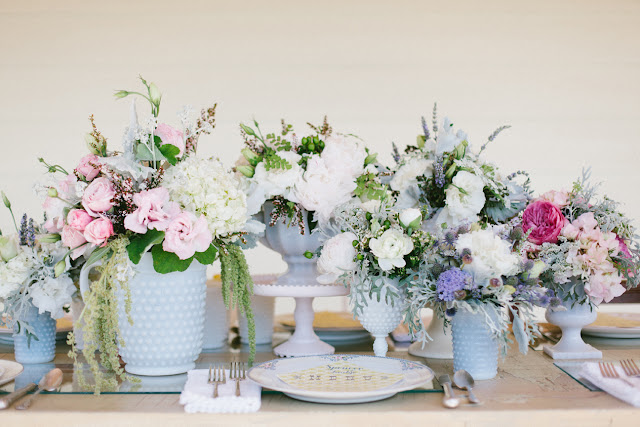 Country Garden Wedding Inspiration at vintagewhitesblog.com