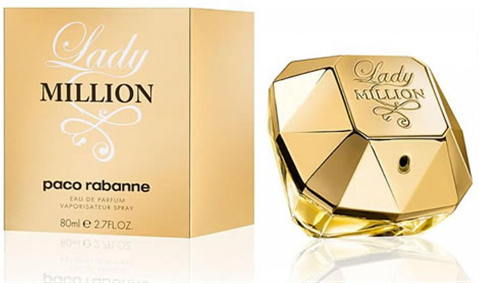 paco rabbane lady million edp madame moiselle. Black Bedroom Furniture Sets. Home Design Ideas