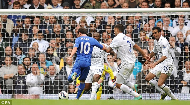 Cuplikan Video Gol Highlights Tottenham Hotspur vs Chelsea 2-4