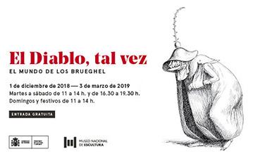 Exposición en el Museo Nacional de Escultura
