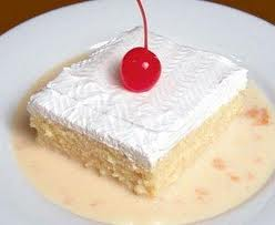 dulce tres leches