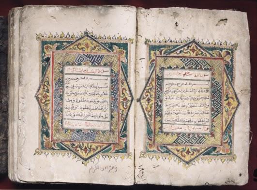 Al-Quran Abad Ke-15 Akhirnya Kembali ke Museum Istana Topkapi