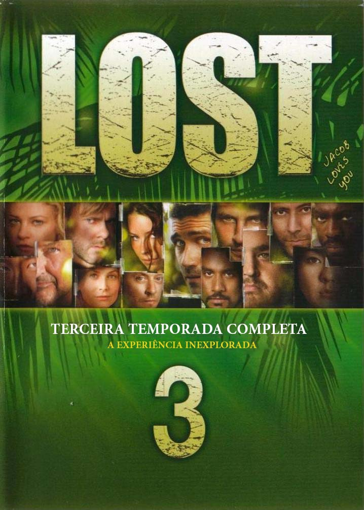 Lost 3ª Temporada Torrent - Blu-ray Rip 720p Dublado (2006)