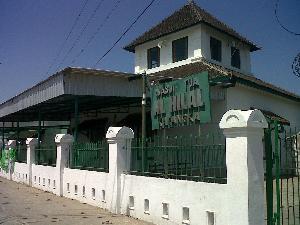 masjid tertua hilal katangka makassar tour