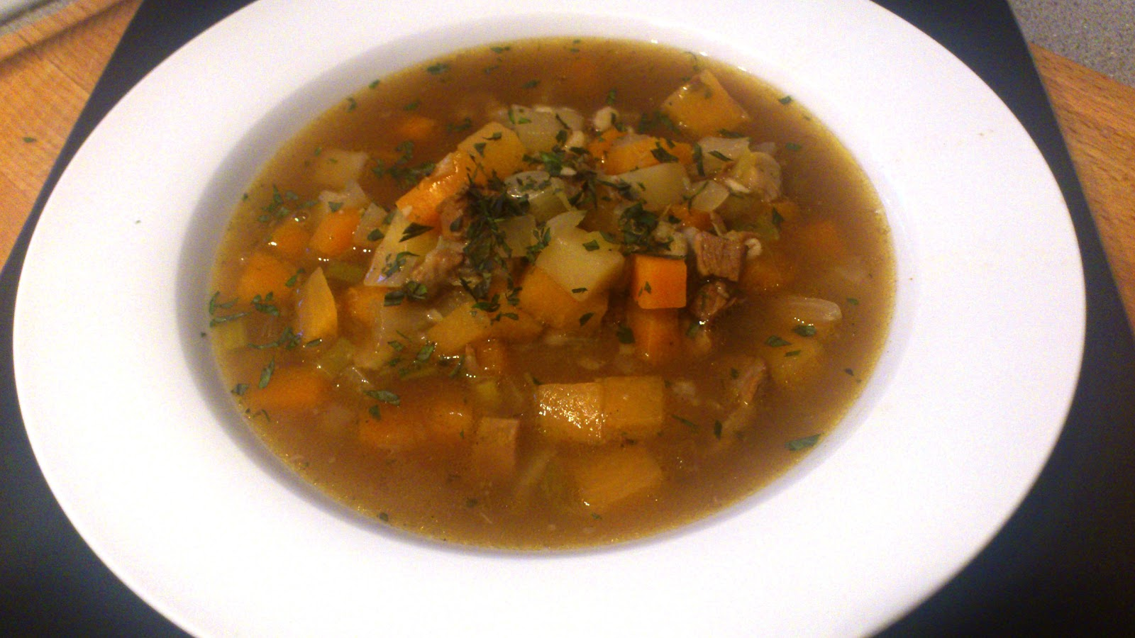 Soup Tuesday: Scotch Broth