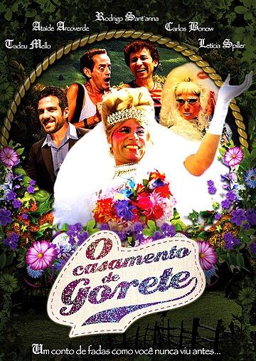 Filme O Casamento de Gorete Nacional AVI BDRip