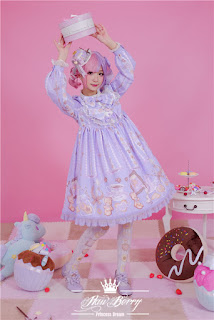 sweet lolita fashion mintyfrills