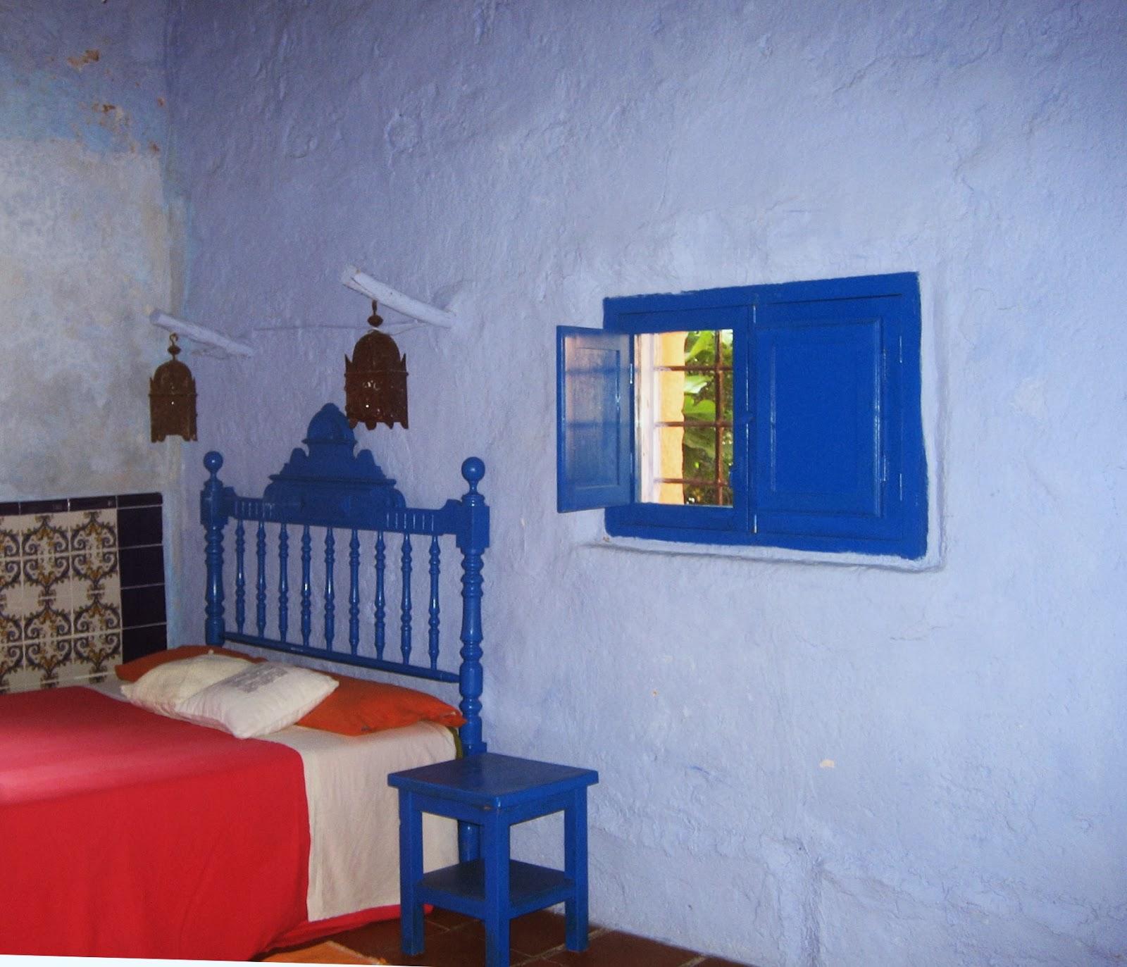 Casas Pintadas De Azul Casas Pintadas Con Blanco Casas Pintadas De - Paredes-pintadas-de-azul