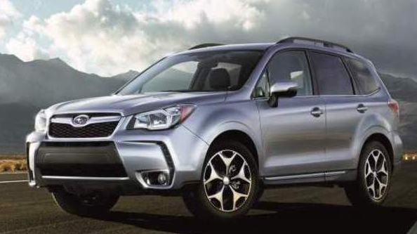 2016 Subaru Forester XT Release Date Interior Review Redesign Specs