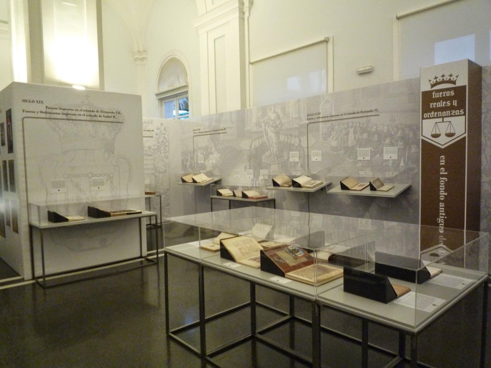 Fueros reales y ordenanzas en el fondo antiguo del INAP: siglos XVI-XIX