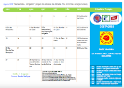 Calendário Ecológico