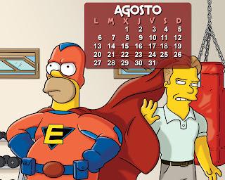 calendario_los_simpson_agosto