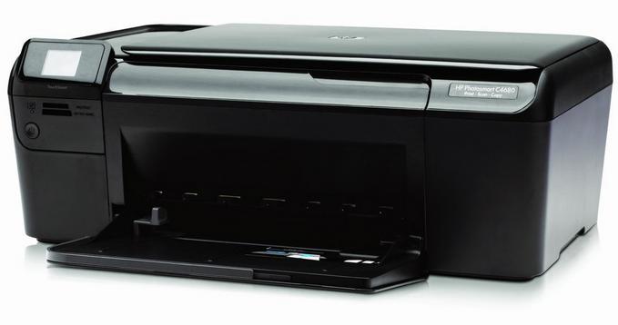 Скачать драйвера для принтера hp photosmart c4600 series