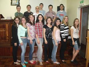 Grupo de Jovens de Santa Rosa