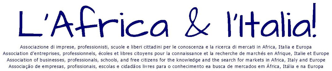 L'Africa & l'Italia