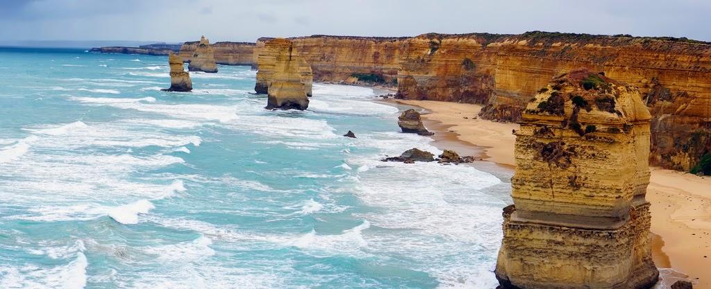 Los Doce Apóstoles – Australia