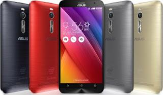 Harga Asus Zenfone 2 Laser ZE600KL, Spesifikasi Kamera Utama 13 MP