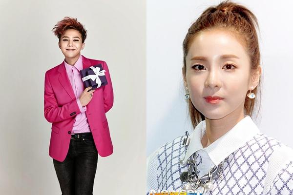 G-Dragon và Taeyang (Big Bang) trở thành cổ đông của YG