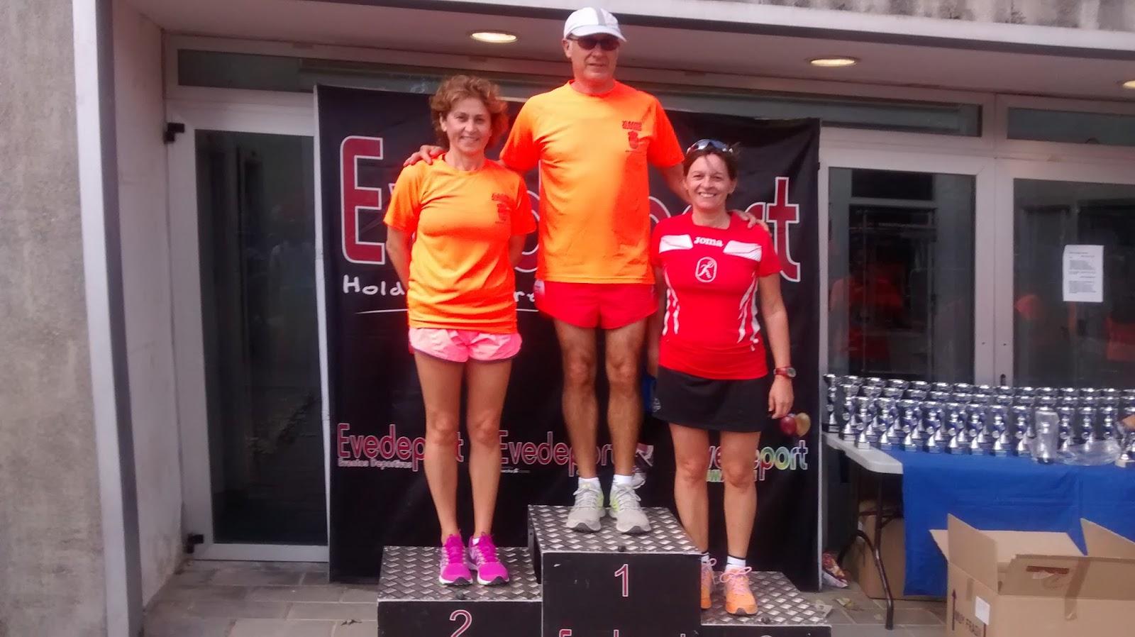 Running rivas agosto 2015 for Gimnasio rivas centro