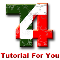 logo keren tutorial for you