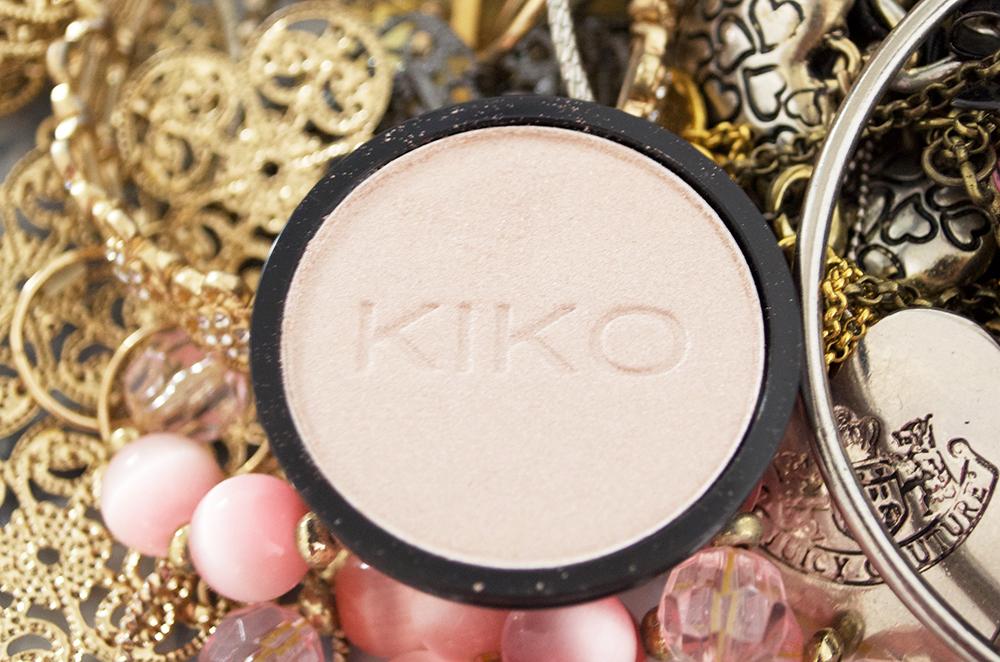 Kiko Infinity Eyeshadow 236 Pearly Champagne
