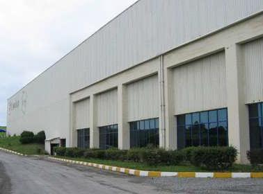 Завод Vitra по производству акриловых ванн