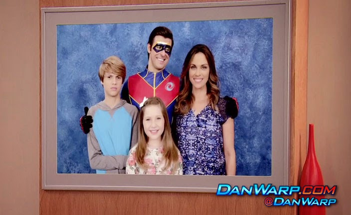 DanWarp Dan Schneider 6 Signs Captain Man Has Been Pretending