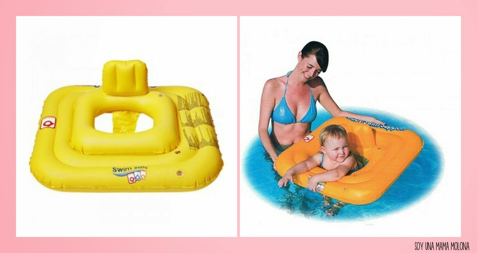 Seguridad en la piscina y en el mar blogs de madres y bebes - Piscina bebe decathlon ...