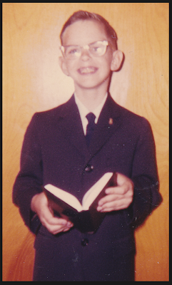 "John Bugay, ""first holy communion"""