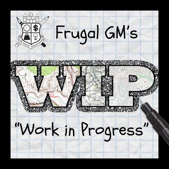 """A """"Work in Progress"""" Map"""