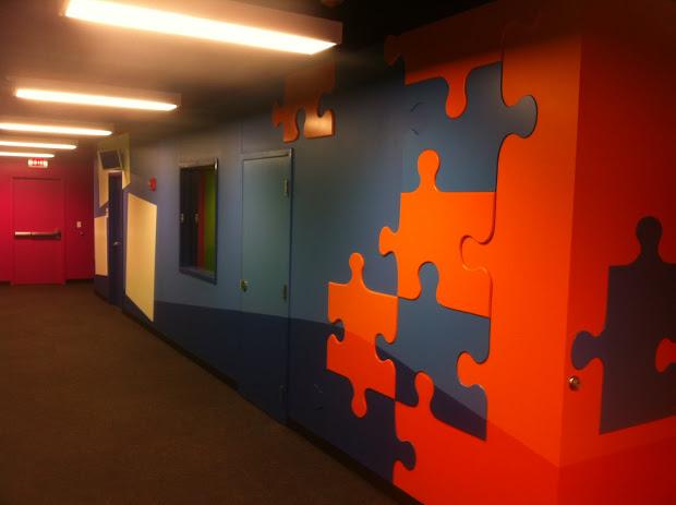 Children's Church Room Decor Ideas