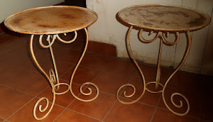 imagenes de muebles de hierro - Hágalo Usted Mismo MUEBLES DE HIERRO al Alcance de