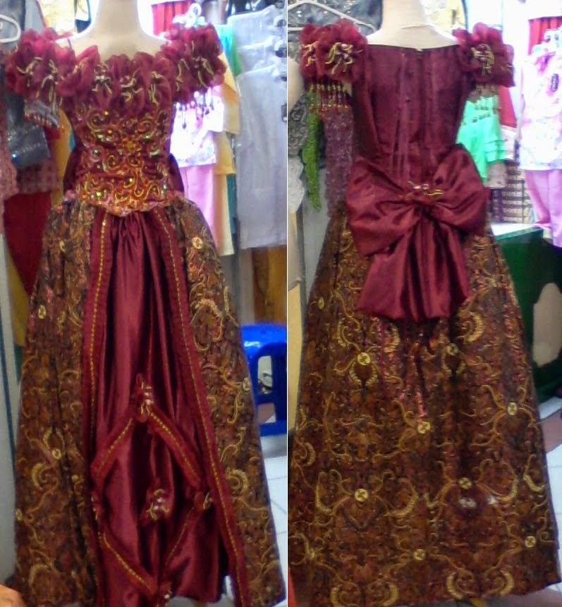 Foto Model Baju Kebaya Rok Kembang