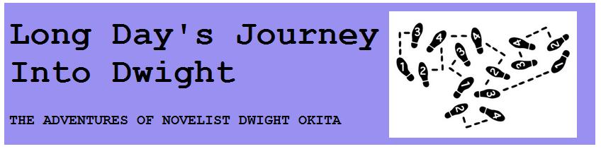 Long Day&#39;s Journey Into Dwight...author Dwight Okita