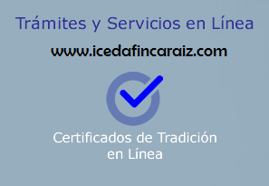 Obtenga su certificado de tradicin y libertad en lnea. Haga Click !!