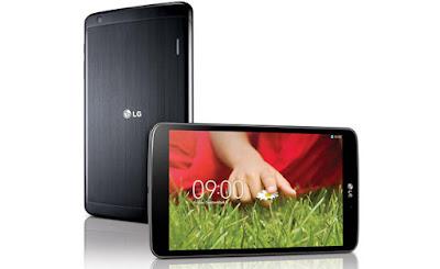 Tableta LG G Pad 8.3 Multimedia
